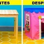 Cómo hacer divertidos juguetes para los niños