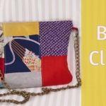 Tutorial + Patrones para hacer bolsos de patchwork