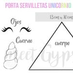 molde-servilletero-unicornio