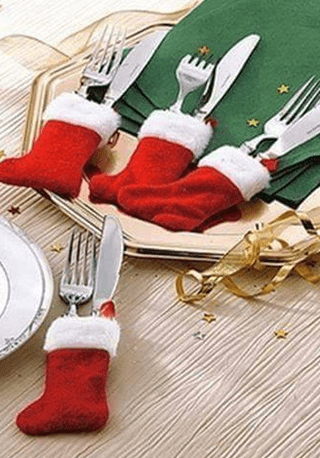 Moldes gratis adornos de fieltro para navidad