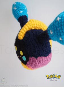 Pokémon Cosmog amigurimi (2)