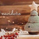 DIY pino de navidad a crochet