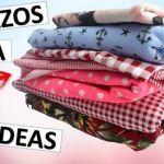 20 Maravillosas ideas para aprovechar retazos de tela