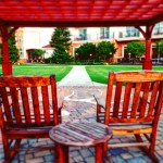 rocking chairs, relax, myrtle beach vacation