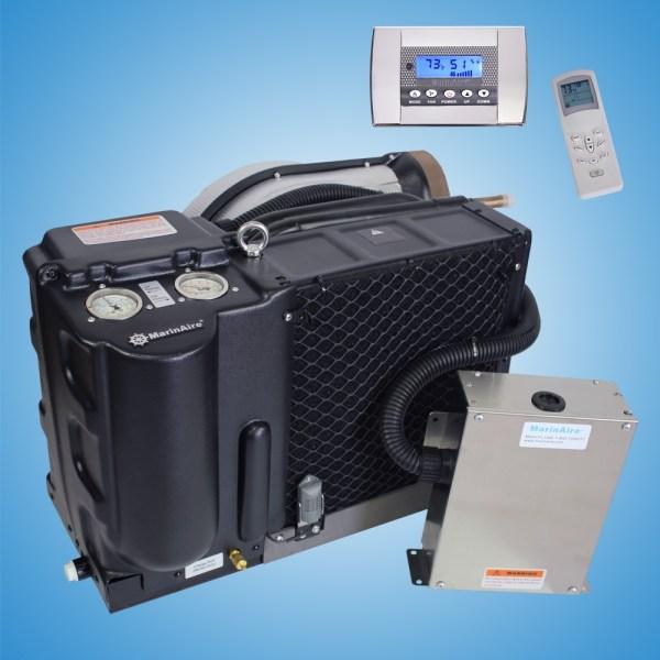14000 Btu 110v Contained Marine Air Conditioner System