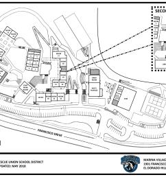 map of campus [ 3300 x 2550 Pixel ]