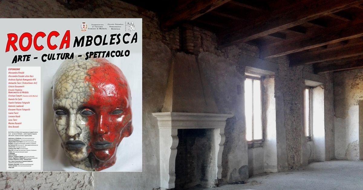 Roccambolesca – Mostra al Castello di Meldola