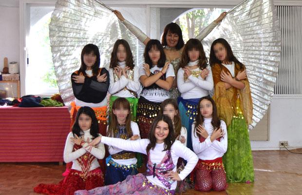 Fiesta-infantil-Danza-Del-Vientre-9