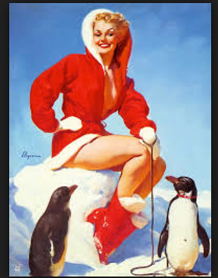 mama-noel-pin-up-burlesque- Gil Elvgren