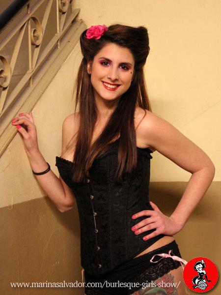 actuacion-Burlesque-Girl-Ines