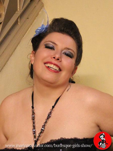 actuacion-Burlesque-Girl-Norma