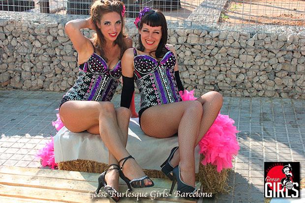Geese-Burlesque-Girls-Vintage-in-Barcelona-2