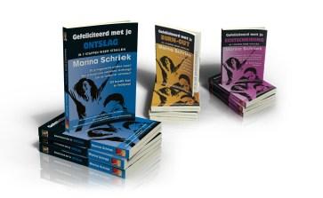 Gefeliciteerd met serie boeken van Marina Schriek