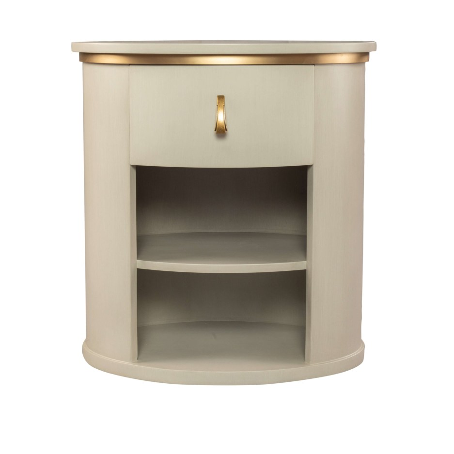 gray bedside table brass tables oval bedside tables