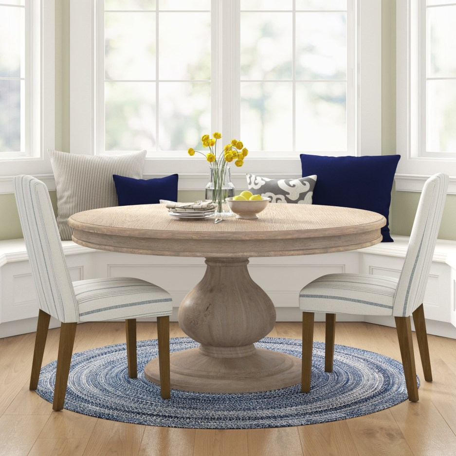 mattapan solid wood dining table