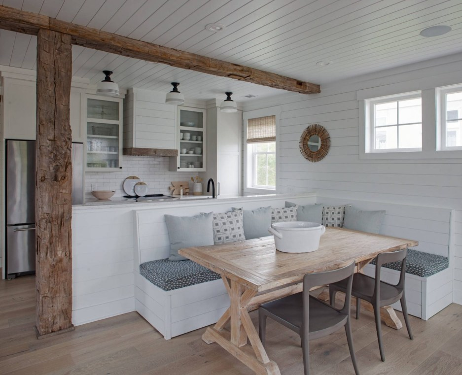 12 kitchen dining room ideas repurpose a reclaimed wood