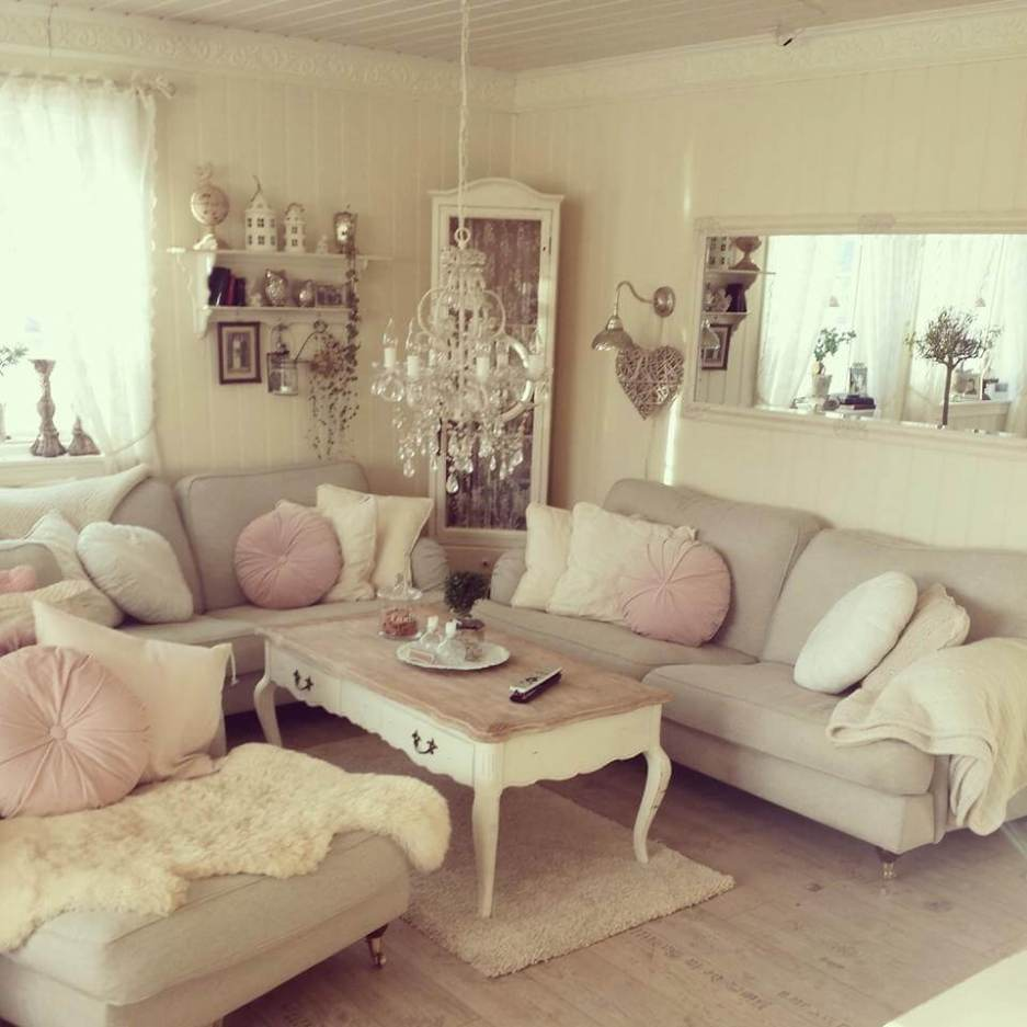 Rustic Glam Decor Living Room with Small Table ideas