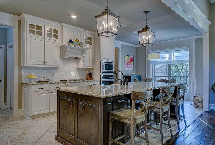 Rustic Style kitchen Themed Sets Design Layout