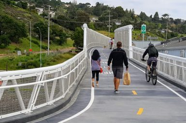 East West Greenway in Marin | MCBC