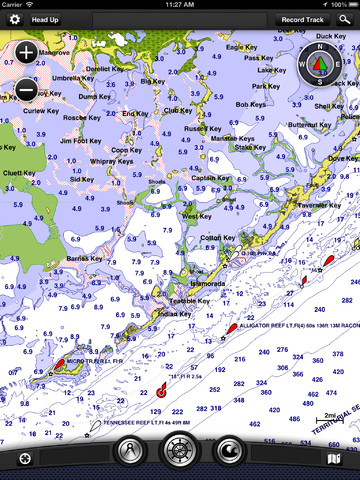 Garmin releases BlueChart Mobile App in iTunes Store