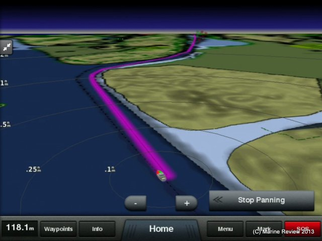 4-Garmin Helm iPad 4