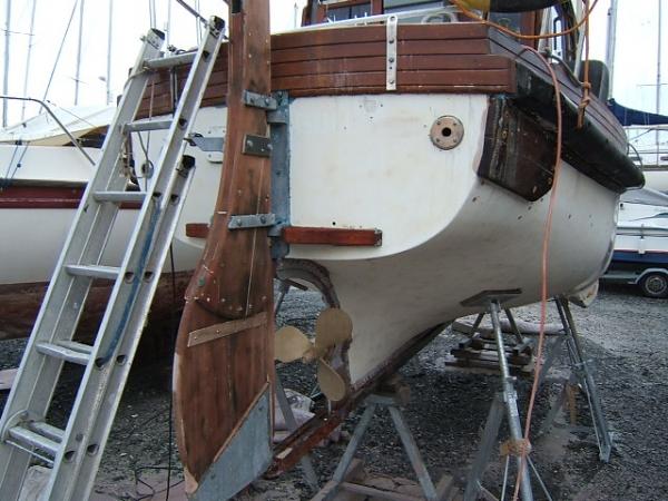 Marine Blast Trinity House Pilot Stripped