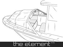 medium resolution of boat covers boat canopy bow dodger boat bimini bimini top boat