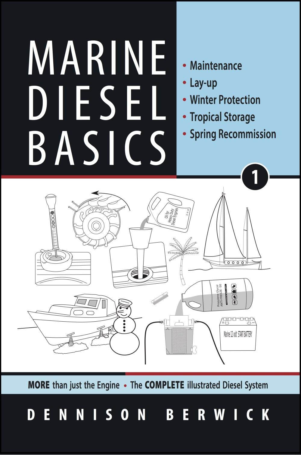 medium resolution of cover of marine diesel basics 1