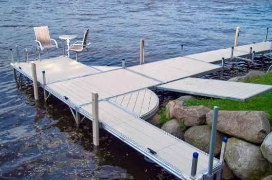 Sectional Docks