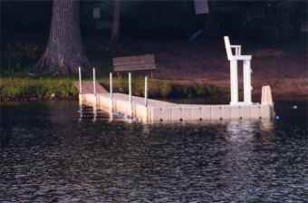 Swim Platform / Life Guard
