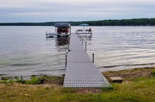 Voyager Sectional Dock