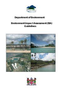 Fiji EIA Guidelines