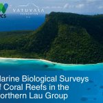 Marine Biological Surveys of the Northern Lau Group