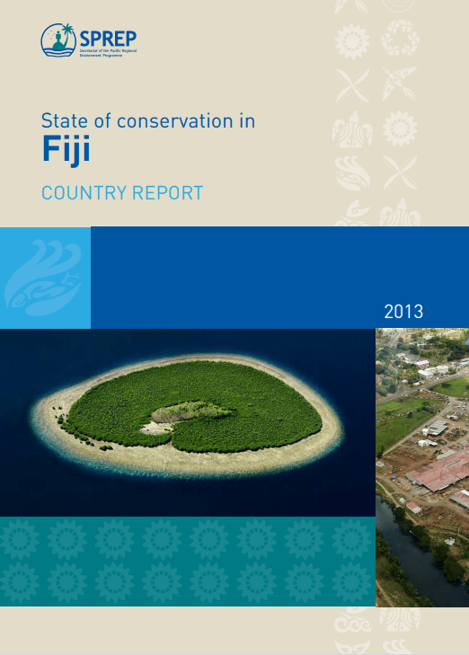 State of conservation in Fiji : country report 2013