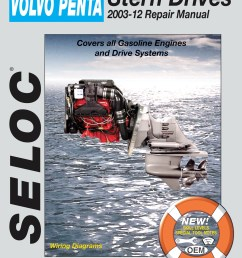 aftermarket repair manuals aftermarket volvo penta gas engine  [ 1219 x 1632 Pixel ]