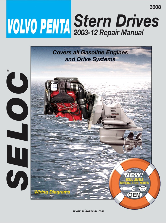 medium resolution of aftermarket repair manuals aftermarket volvo penta gas engine
