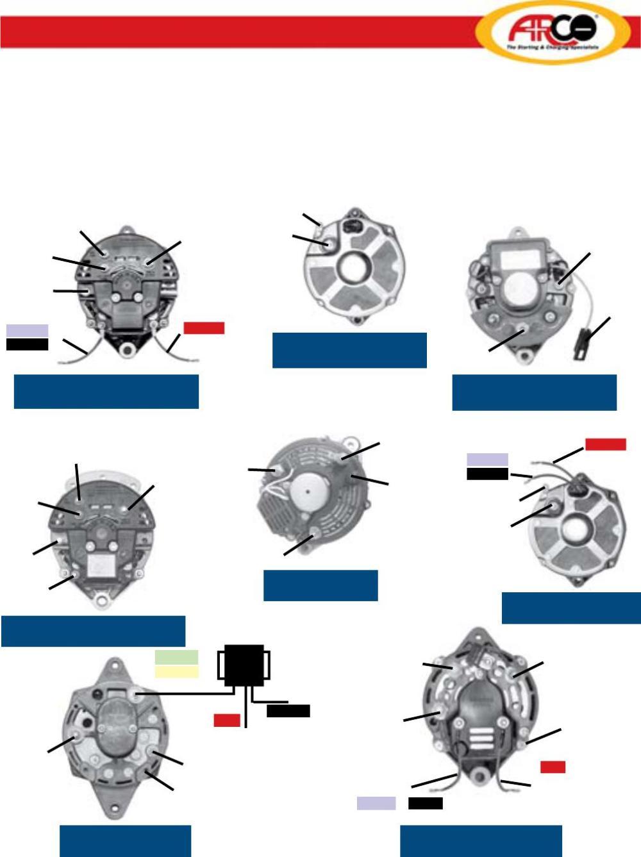 medium resolution of alternator circuits arco marine electrical parts catalog arco alternator wiring diagram