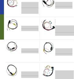 mercury mariner 414 3369 wiring harness [ 1160 x 1554 Pixel ]