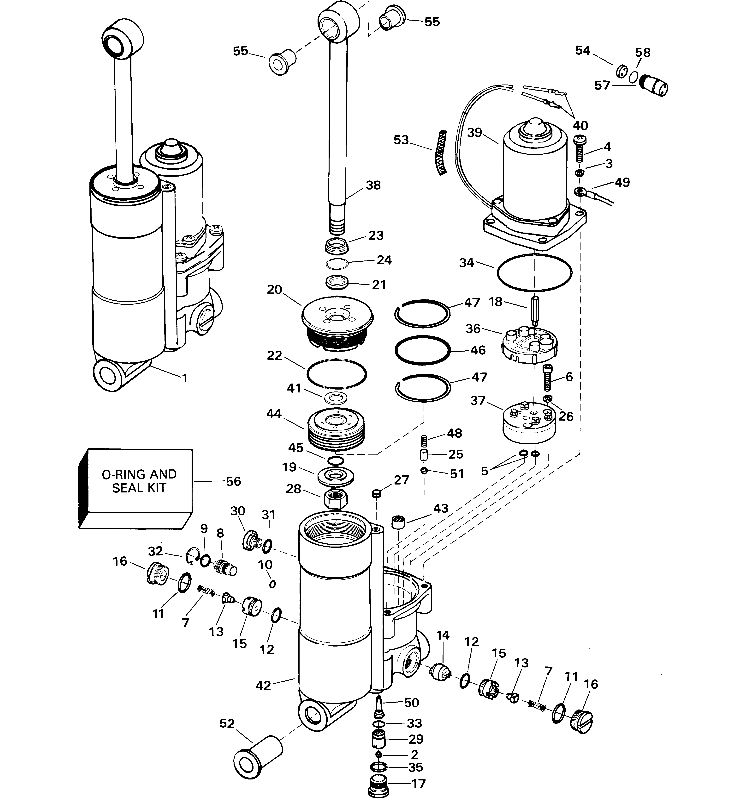 1986 115 Mercury Outboard Parts Diagram • Wiring Diagram