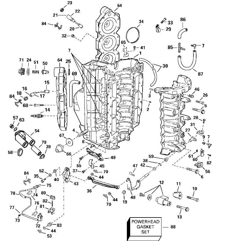 Sea Pro Boat Instrument Panel Wiring Diagrams Evinrude