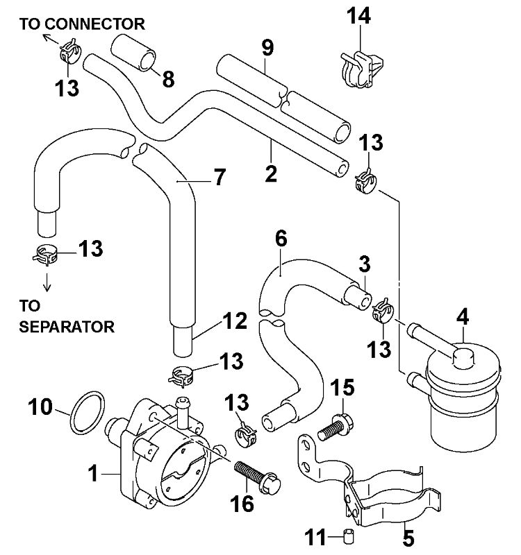 Motor Parts: Honda Outboard Motor Parts