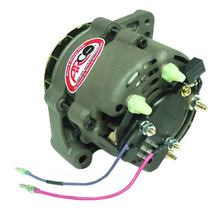 medium resolution of arco marine alternator wiring diagram
