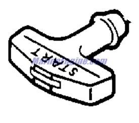 Johnson Recoil Starter Assembly Parts for 2000 3hp J3RTSSR
