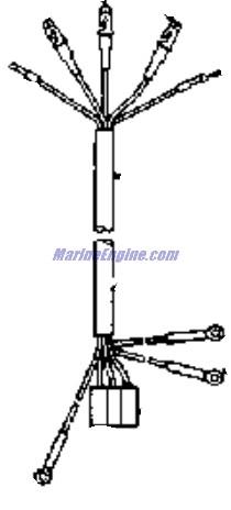 Johnson Power Tilt And Trim Parts for 1983 60hp J60ELCTB