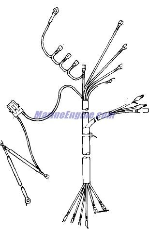 Power Trim/tilt Kit (early Style) 40/50hp (2 Stroke