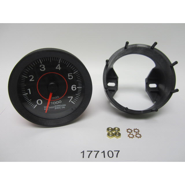 Omc System Check Tachometer Instruments Accessories