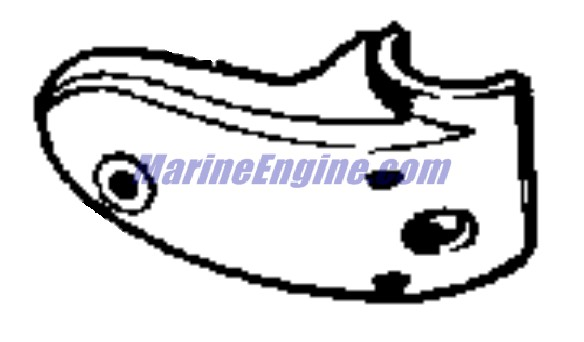 Johnson Lower Unit Parts for 1957 18hp FD-11 Outboard Motor