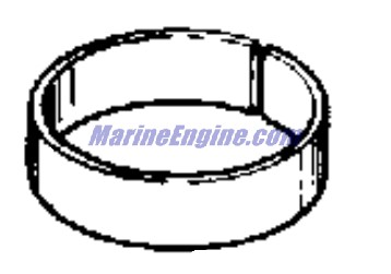 Evinrude Lower Unit Group Parts for 1965 3hp 3502 Outboard