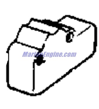 motor cover group Parts for 1970 1.5hp 1r70r Outboard Motor