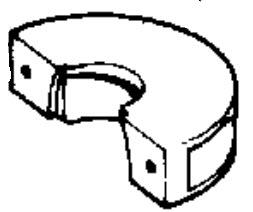 Evinrude Crankshaft And Piston Parts for 1961 75hp 50524A
